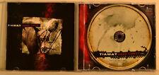 Tiamat - Judas Christ- Signed CD (U814)