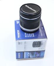 Olympus M. Zuiko 9-18mm f/4.0-5.6 lente asférica Ed