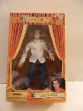 2000 Nsync Lance Bass Collectible Marionette Doll New in Box