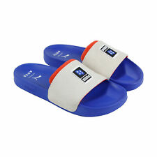 788accf28 PUMA Leadcat ADER ERROR - Mens Slides - Whisper White   Lapis Blue - US 10