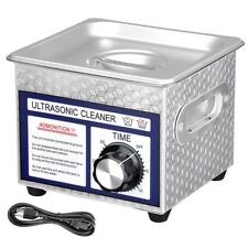1.3L Industry Digital Ultrasonic Cleaner Jewelry Coins Cleaning Machine w/Timer