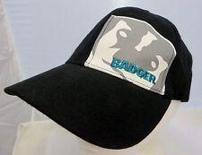 Badger  baseball  cap hat  adjustable flex fit S M