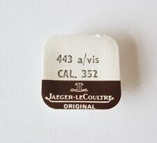 Jaeger-LeCoultre/Jlc 352 # Setting Lever 443/5 Genuine Swiss