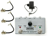 MXR M303 CLONE LOOPER GUITAR PEDAL 3 MINUTES RECORDING TIME (3 MXR PATCH CABLES)