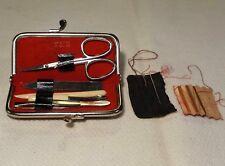 Sewing Repair Kit Purse - Vintage Mid Century