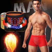 63 Magnet Men's Underwear Modal Magnetic Health Care Breathable Boxer Nice
