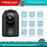 Foscam R4 Ultra HD 1440P 4.0MP Pan Tilt Zoom Wireless Wired Security IP Cameras