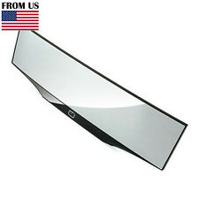 BL Universal Super Wide Curve Car Auto Rear View Panoramic Room Mirror 300mm