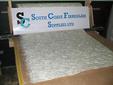 Fibreglass matting 450g  Approx 14kg = 31mtr long half roll chop strand