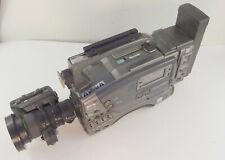 Lot of 3 JVC Model GY-DV550U Pro Studio DV Camcorder Camera w/ Canon YH19x6.7