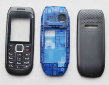 New Housing Cover Case For Nokia 1616 With Keyboard Keypad Black