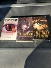 Candyman Vhs Lot