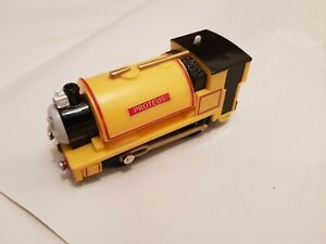 Thomas The Tank Engine & Friends PROTEUS Trackmaster MOTORIZED POSTAGE DISCOUNT