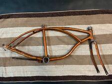 1965 Schwinn Stingray Coppertone Frame/Forks/Kickstand project