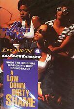 Nuttin Nyce - Down 4 Whatever 1994 Pocketown R&B Tape Single Sealed