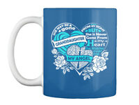 Granddaughters Never Gone From My Heart Gift Coffee Mug