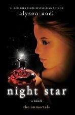 The Immortals: Night Star 5 by Alyson Noël (2012, Paperback)