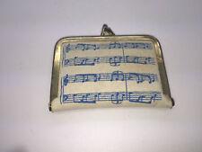 Vintage Musical Notes Sewing Needle Set Kit Hong Kong