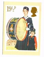 Youth Organisations - The Girl's Brigade - Post Office Picture Postcard