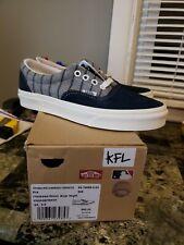 NWB Mens VANS Era Yankees Wool Blue Sneaker Men size 5.5/ Women size 7