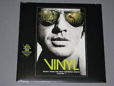 HBO VINYL soundtrack vol 1 180g 2LP + CD gatefold New Sealed Vinyl 2 LP