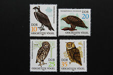 Timbre ALLEMAGNE RDA - Stamp Germany YT n°2352 à 2355 n** (Cyn14)