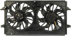 Dorman 620-969 Dual Fan Assembly Replacement Automotive Part Universal Fit