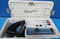 Mednext Drill set with all attachments 95T,125T,165T,6ST (2) accessories