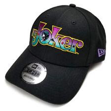 NEW ERA DC Comics The Joker Logo 9FORTY Snapback Hat Adjustable Cap batman