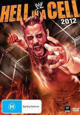WWE - Hell In A Cell 2012 (DVD, 2012) BRAND NEW SEALED