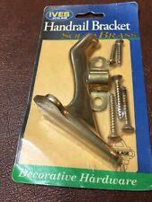 Ives Schlage 059MB3 Solid Brass Handrail Bracket
