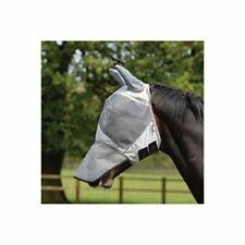 Pferde-Fliegenmasken & -hauben in Silber