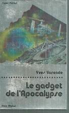 Le Gadget de l'Apocalypse.Yves VARENDE.Super Fiction 33  SF27B