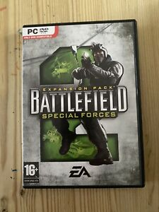 Battlefield 2 Special Forces Expansion Pack (PC DVD)