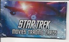 Star Trek movies, trading cards pack