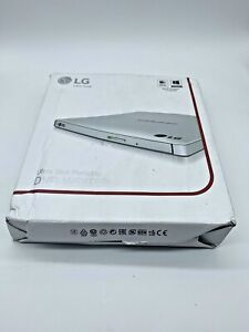 LG Electronics 8X USB 2.0 Portable DVD±R/RW External Drive GP65NW60
