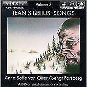 Sibelius - Songs, Vol. 3, , Very Good CD