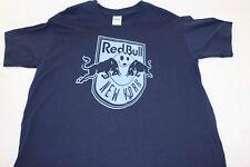 NY Red Bulls Large blue shirt NYC Pro Soccer Team