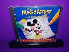 Disney Magic Artist Classic for PC, Mac CD ROM B463