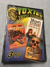 Toxie's Triple Terror, Vol. 7 Death  by Dialogue+Play Dead+Mommy's Epitaph