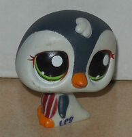 Littlest Pet Shop LPS #1494 Alberg Icely The Penguin Target Exclusive