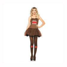 Plush Domo Kun Adult Costume Tights Leg Avenue DO7917