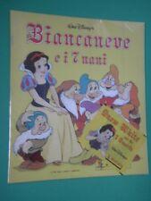 CV ED.PANINI ALBUM FIGURINE BIANCANEVE E I 7 NANI VUOTO 1994 ORIGINALE !  EMPTY