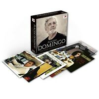 PLACIDO DOMINGO - SIEMPRE EN MI CORAZON-THE LATIN ALBUM COLLECTION 8 CD NEW+