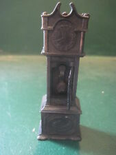 MINIATURE GRANDFATHER CLOCK  DIECAST PENCIL SHARPENER