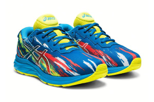 Asics Gel Noosa TRI 13 GS Kids Running Shoes Blue Boys Sneakers 1014A209-400