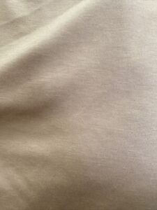 Mocha Ponte De Roma Fabric Rayon Spandex Knit sewing quilting clothing Heavy 3yd