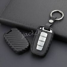 Smart Key Fob Chain Case For Hyundai Elantra Sonata Kia Optima Sorento Sportage