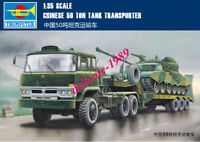 Trumpeter 00201 1/35 Chinese 50t Tank Transporter