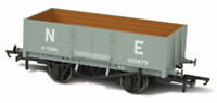 Oxford Rail 76MW6001C OO Gauge LNER 6 Plank Wagon 150475